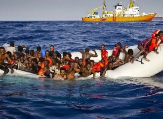 The migrant crisis without an end.