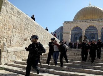 Why Jerusalem has always been such a dangerous flashpoint