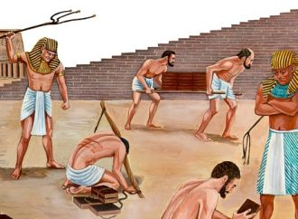 The First Jewish Lie: The Old Testament fabrication that the Israelites were slaves in Egypt