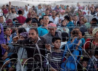 The great exodus through the Mediterranean sea