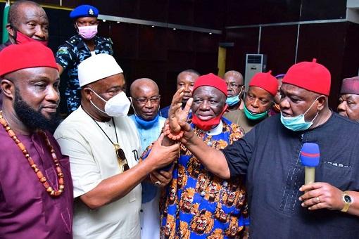 Ohanaeze Ndigbo insists on an Igbo president come 2023.