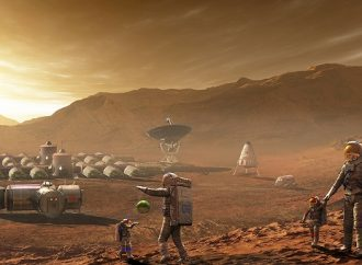 Colonisation of Mars: Astonishing Plans for the Very First City on Mars