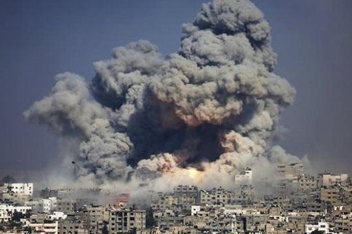 Israel and Hamas committing war crime in Gaza.