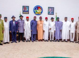 Nigerian Southern Governors demand restructuring and more.