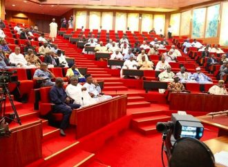 52 Senators of the NASS who voted against the electronic transmission of results.