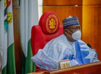 Nigerian Senate rejects electronic transmission of results.